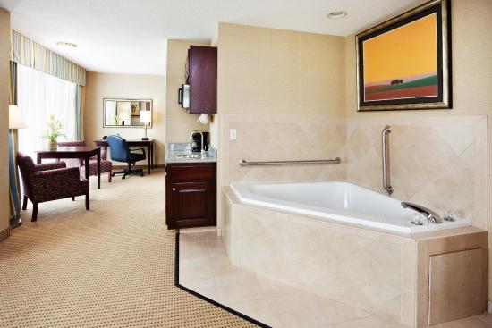 Bellevue, KY: Jacuzzi Suite