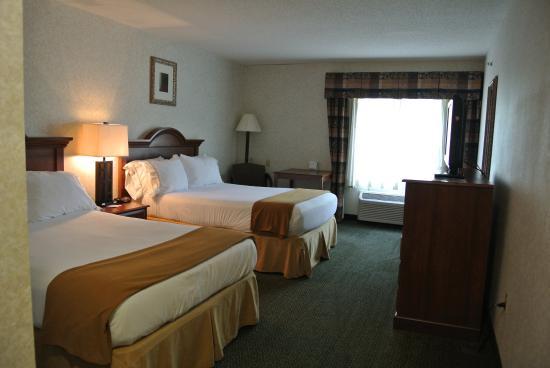 Dahlgren, Virginie : Double Bed Guest Room