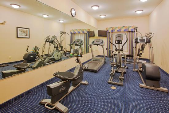 Holiday Inn Express Hotel & Suites Panama City - Tyndall: Fitness Center