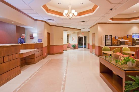 Juno Beach, FL: Hotel Lobby