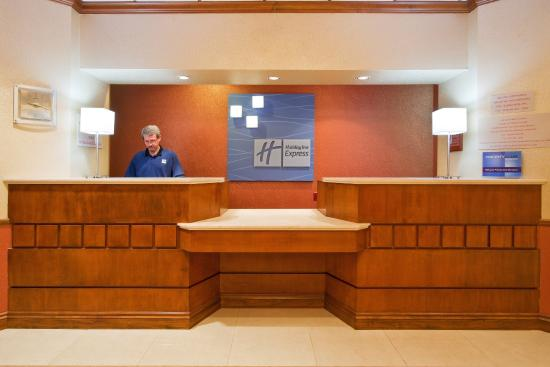 Juno Beach, FL: Front Desk