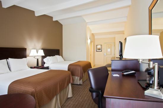 Juno Beach, FL: Double Bed Guest Room