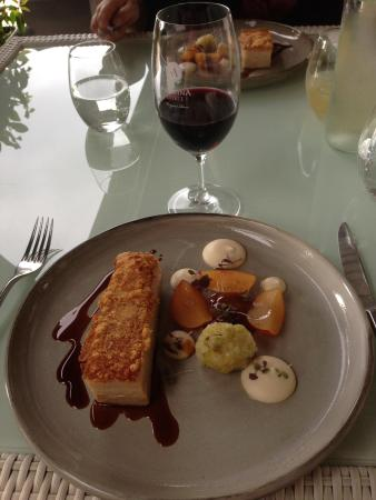Aravina Vineyard Restaurant: Pork belly