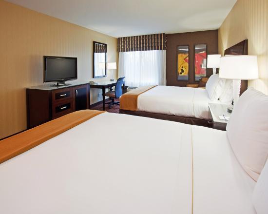 Belmont, CA: Queen Bed Guest Room