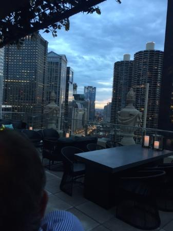 rooftop bar has beautiful view and atmosphere picture of rh tripadvisor co za