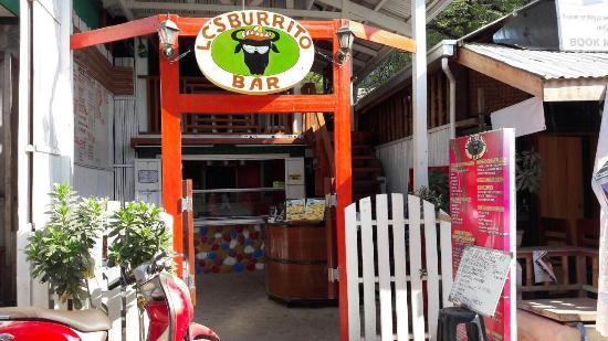 LC's Burrito Bar