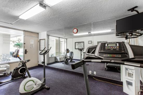 Quality Inn St. George: Fitness Center