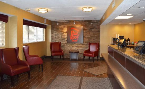 Red Roof Inn Binghamton - Johnson City: Lobby