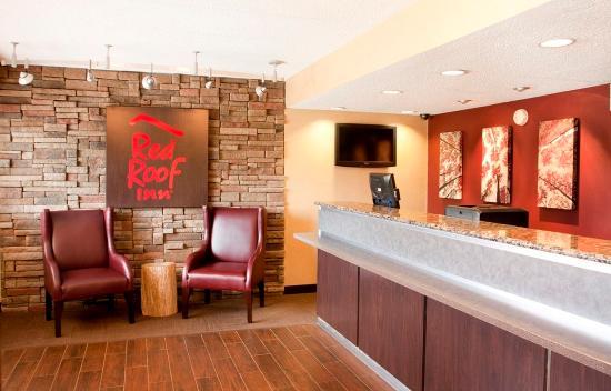Bowmansville, Nowy Jork: Lobby