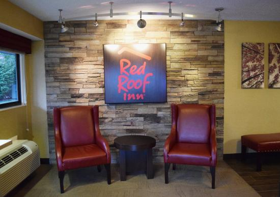 ‪‪Red Roof Inn Buffalo Niagara Airport‬: Lobby‬