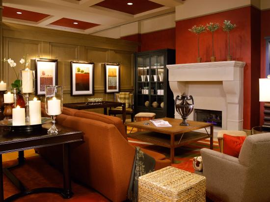 Leesburg, VA: Lansdowne_interior_great_room_lobby_decoration