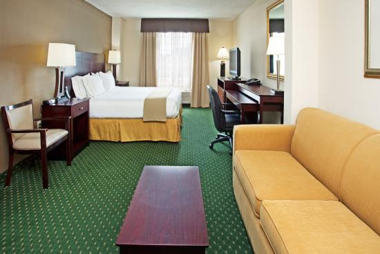 Holiday Inn Express Murfreesboro Central: Suite