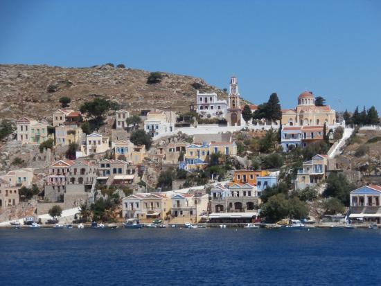 Mitsis Rodos Village Beach Hotel & Spa: Symi