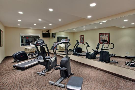 Holiday Inn Express Hotel & Suites Calgary South : Fitness Center