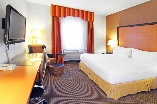 Holiday Inn Express Hotel & Suites Calgary South : Guest Room
