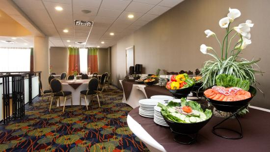 Holiday Inn Hotel & Suites Mississauga: Terrace