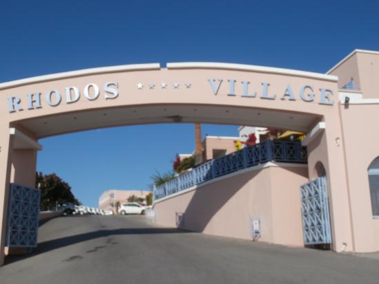 Nous avons passé une excellente semaine au Rhodos village