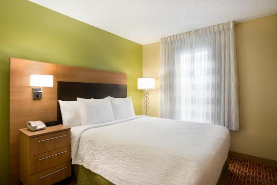 . 2 Bedroom Suite   Picture of TownePlace Suites Houston Energy