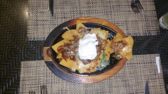Fire Grill Steak House & Lounge Bar: Best Nacos