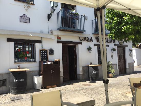 Restaurante Casa Torcuato, Granada - Fotos, Número de Teléfono y ...