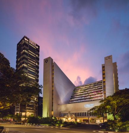 Regent Singapore, A Four Seasons Hotel