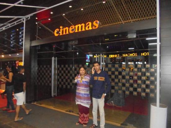 High Street Phoenix: PVR Cinemas