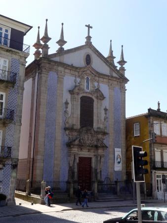 108f3aa6199e Igreja de S. Nicolau - Foto de Igreja Paroquial de San Nicolau ...