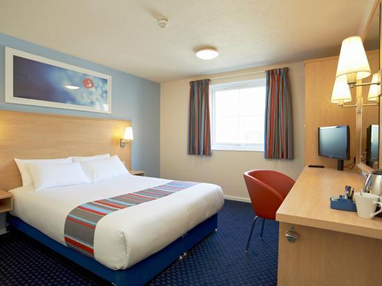 Burghfield, UK: Double Room