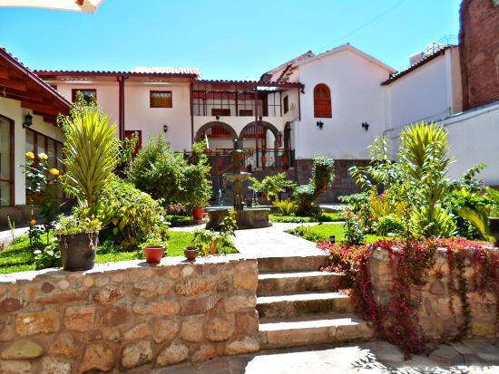 nuestro hermoso jardin fotograf a de hotel cusco