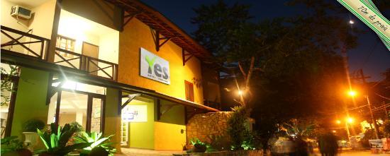 Yes Hotel Pousada: Fachada
