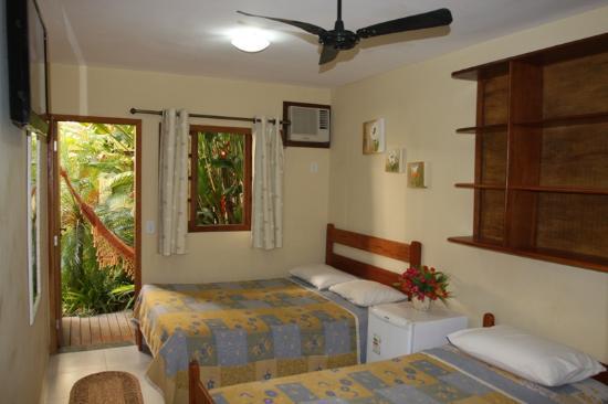 Yes Hotel Pousada: Suíte Tripla