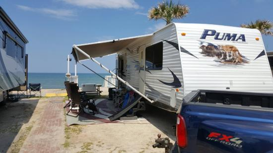 Beverly Beach Camptown Resort: 20160530_151121_large.jpg