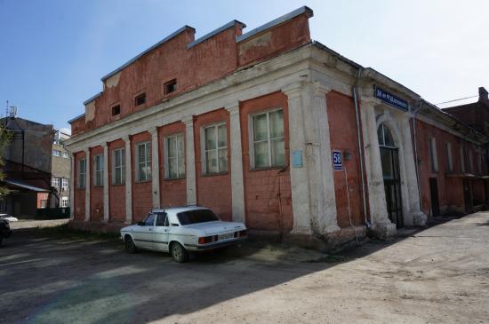 Antrepriza of Novosibirsk Actors Theatre