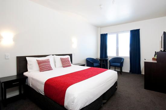 New Plymouth, New Zealand: Deluxe Room