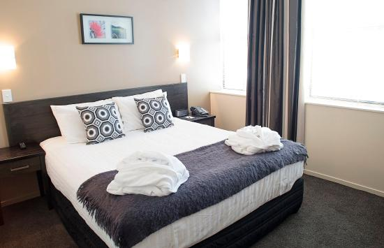 New Plymouth, New Zealand: Executive Suite