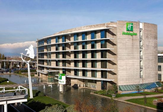 Holiday Inn Santiago Airport: Hotel Exterior High quality