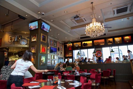 Hard Rock Cafe London Reservations