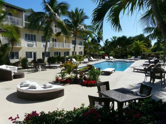 Ports of Call Resort: Pooldeck