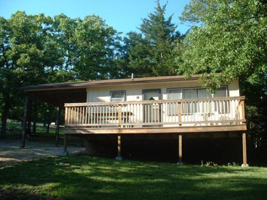 Oak Hill Resort : 13 individual units 1-4 bedrooms