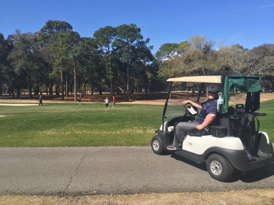 Dunes Golf and Beach Club: Golf and Beach