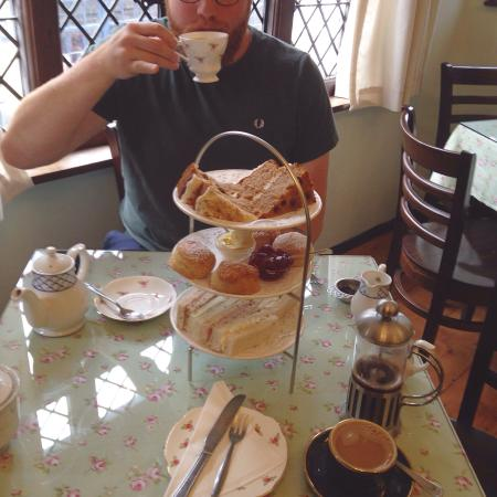The Moat Tea Rooms Reviews