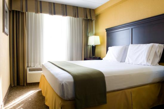 Holiday Inn Express & Suites DFW Airport South Hotel: Suite