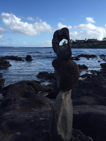 One Napili Way: Magic beach