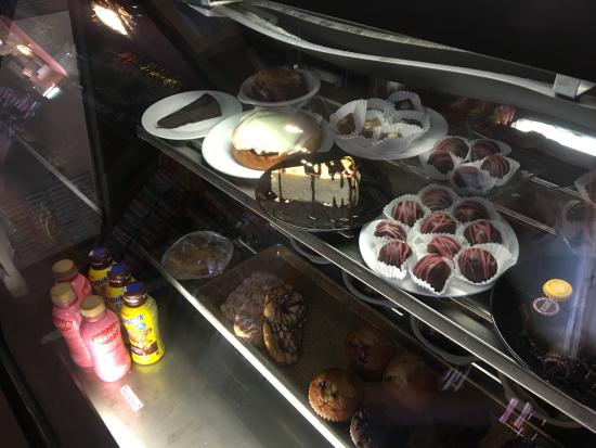 Bates, Όρεγκον: Yummy treats and huckleberry truffles