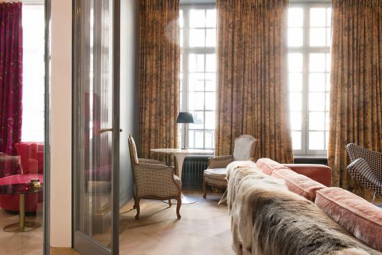 SLH De Witte Lelie Antwerp: Presidential Suite