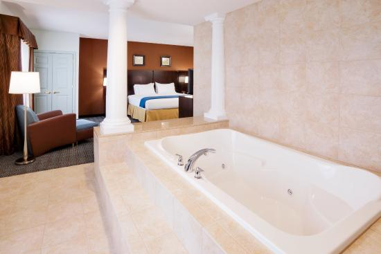 Warminster, PA: Jacuzzi Suite