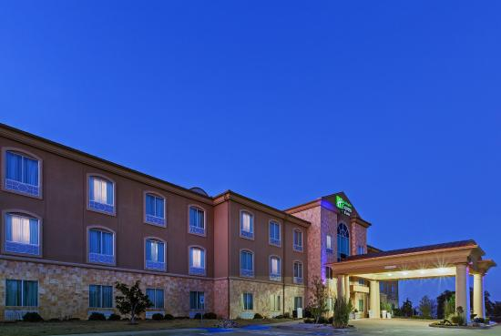 Holiday Inn Express Hotel & Suites - Glen Rose : Welcome to the Holiday Inn Glen Rose!
