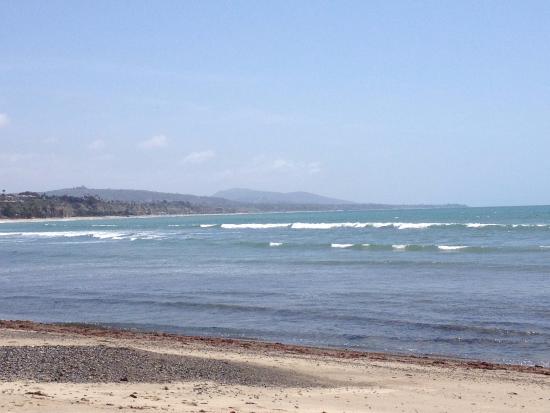 Dana Point, Califórnia: Stranden.