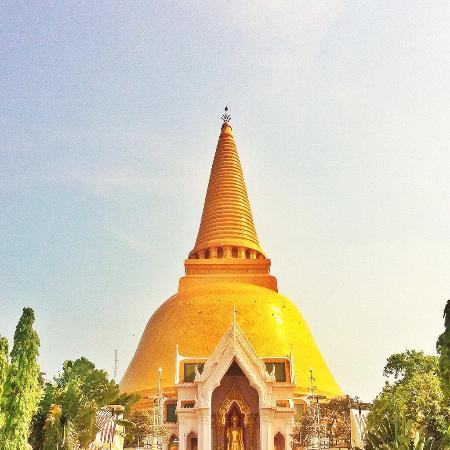 Wat Phra Pathom Chedi