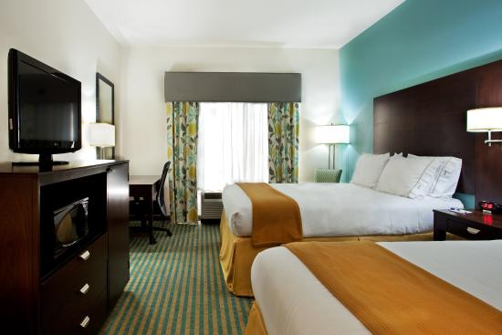 Holiday Inn Express Hotel & Suites Picayune: Double Bed Guest Room